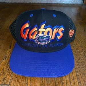 RARE SAMPLE Vintage Florida Gators SnapBack